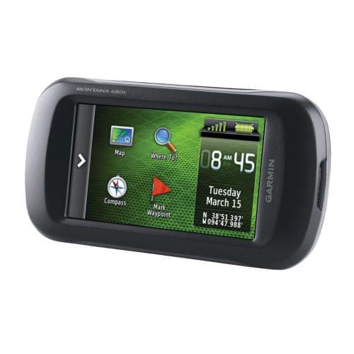 Навигатор Can am Garmin Montana 680T OEM 715002830