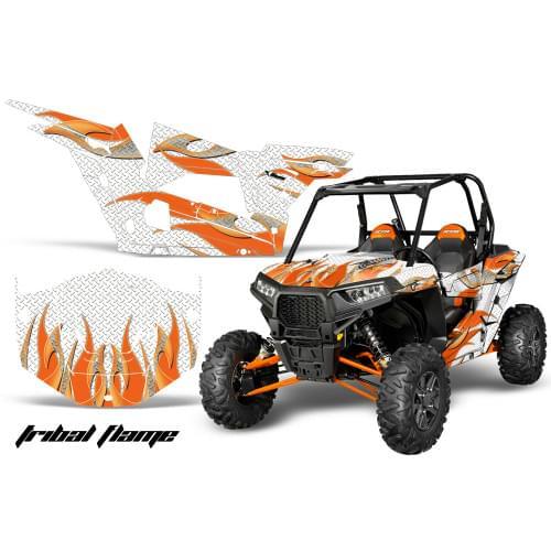 Комплект графики AMR Racing Tribal Flame (RZR1000XP)