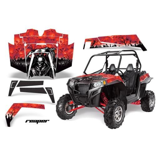 Комплект графики AMR Racing Reaper (RZR900XP)