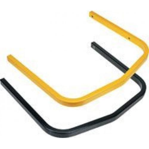 Бампер задний желтый для снегоходов Ski-Doo 518325575