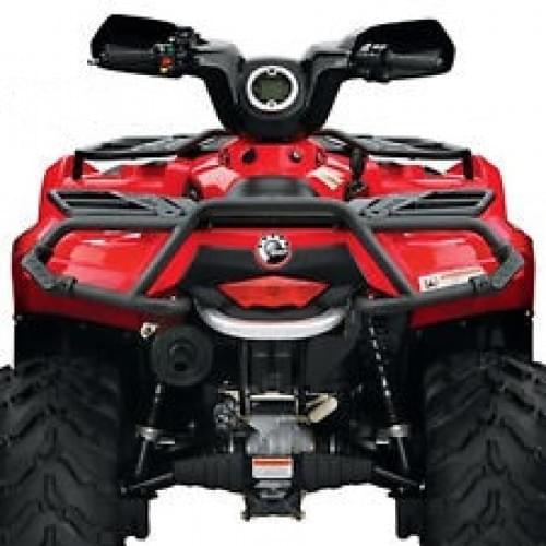 Бампер задний оригинальный для квадроцикла Can-Am Outlander G-1/703500550