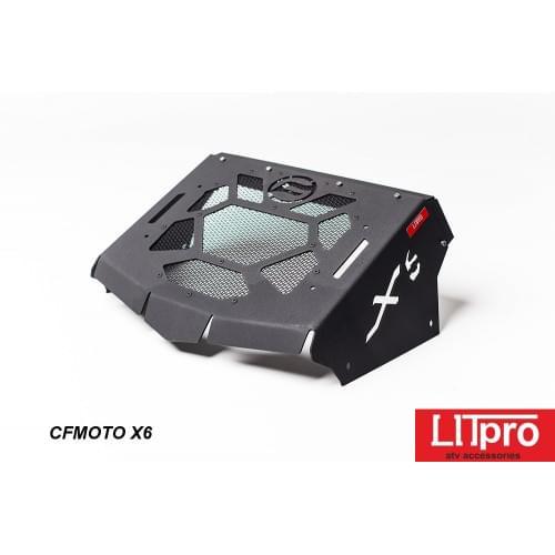 Вынос радиатора Lit-Pro для CF-MOTO X6 (алюминий)