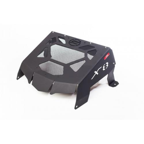 Вынос радиатора Lit-Pro для CF-MOTO X8 (Алюминий)