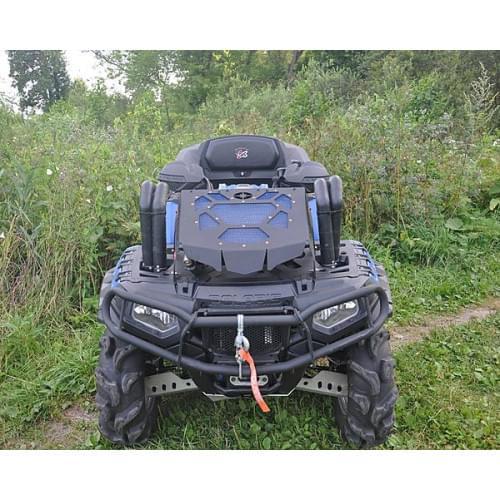 Вынос радиатора Lit-Pro для Polaris Sportsman 550-850/Touring (Сталь)