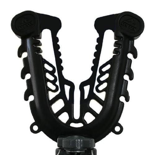 Держатель для снаряжения универсальный на руль ATV Tek VFGH V-Grip Rider Handlebar Rack
