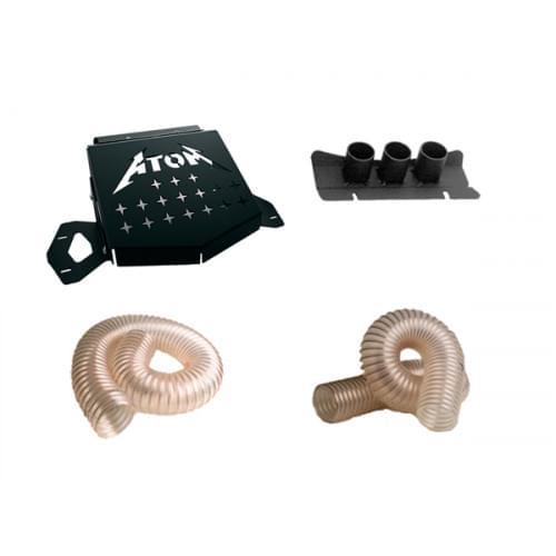 Комплект вынос радиатора + шноркель для квадроциклов Stels 800D