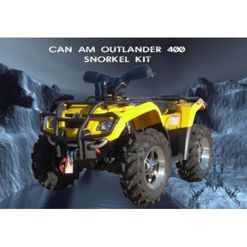 Комплект шноркелей для CAN-AM OUTLANDER 400 (2008-2013)